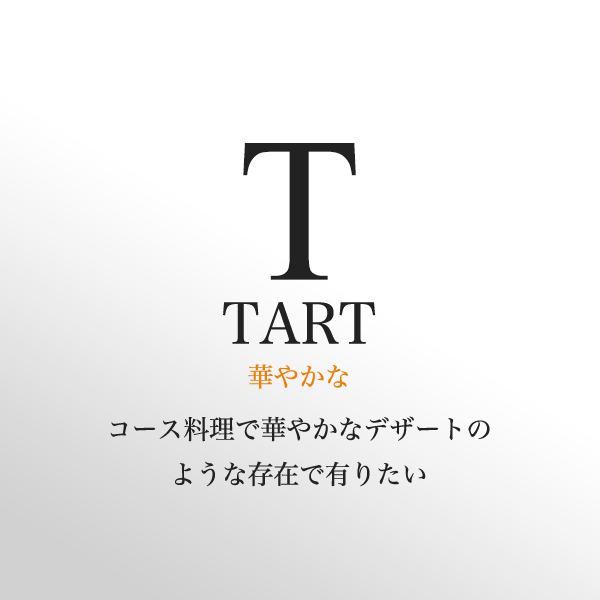 TAK CAFE グループの想い
